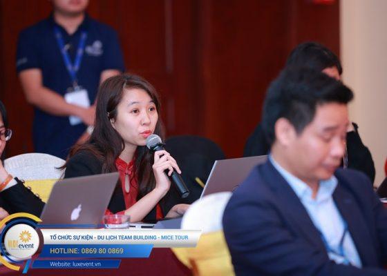 tổ chức họp báo ra mắt sản phẩm mới công ty EMSO 012