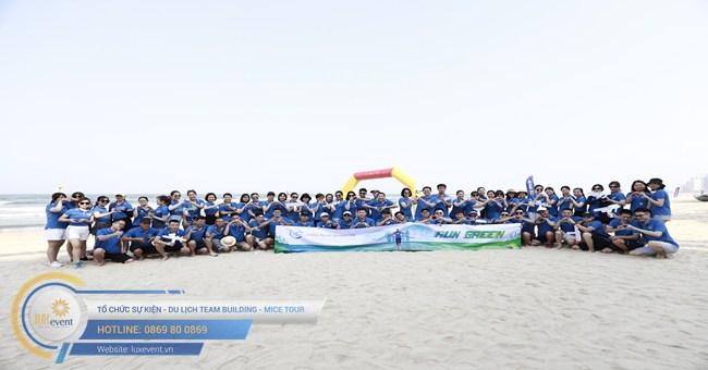 tổ chức du lịch Đà Nẵng Dolphin Sea Air 001