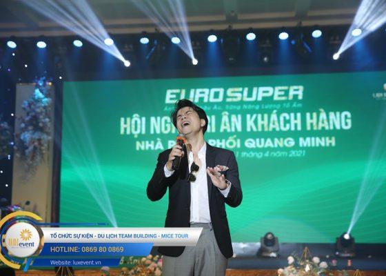 tổ chức hội nghị tri ân khách hàng - Euro Super 004