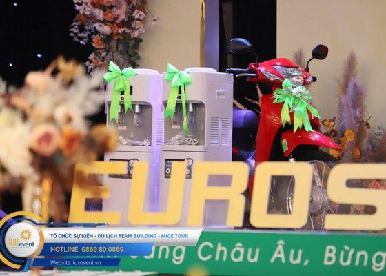 tổ chức hội nghị tri ân khách hàng - Euro Super 011