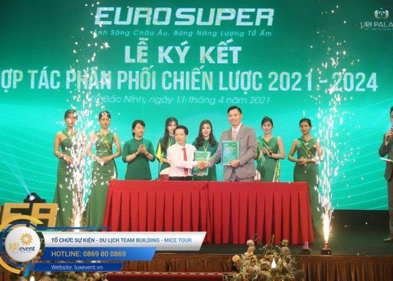 tổ chức hội nghị tri ân khách hàng - Euro Super 006